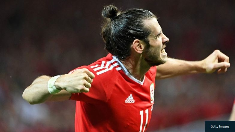 Gareth Bale Breaks 58-Year-Old