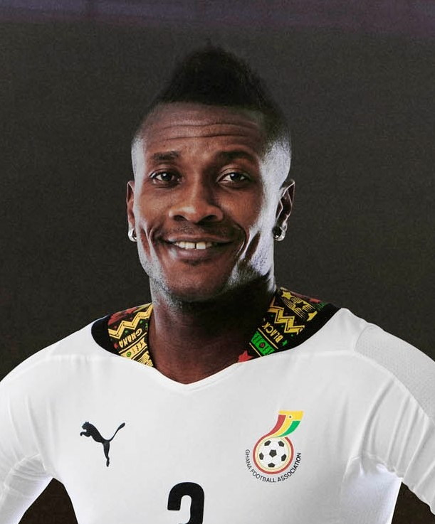 Asamoah Gyan voted as Ghana's Most Influential Sportsman