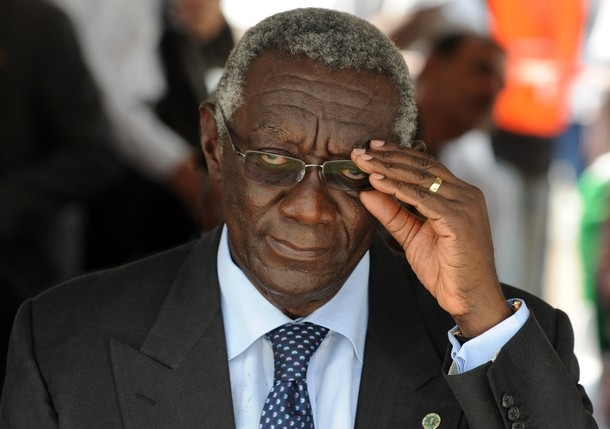 Kufuor is Ghana's Most Influential Statesman