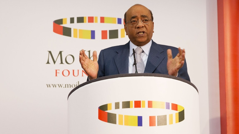 Mo Ibrahim Foundation announces no winner of 2015 Ibrahim Prize for Achievement
