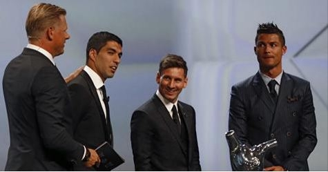 Best Player in Europe Award shortlist revealed