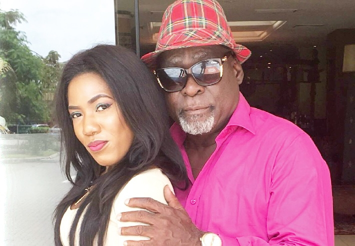 PHOTOS: Kofi Adjorlolo's wife-to-be stuns in Bikini shoot