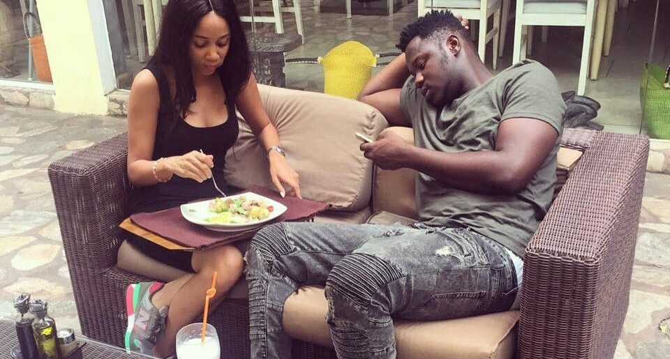 Deborah Vanessa and Medikal Are Dating