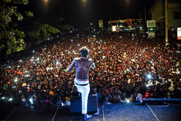 PHOTOS: Everything That Happened at Shatta Wale's Nima Concert