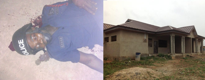 Police officer commits suicide after killing mother-in-law, 2 kids