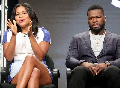 50 Cent Is At War With 'Power' Creator Courtney Kemp Agboh