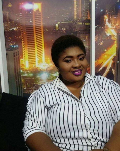 """""""I'm Not A Virgin"""" - Ghanaian Actress"""