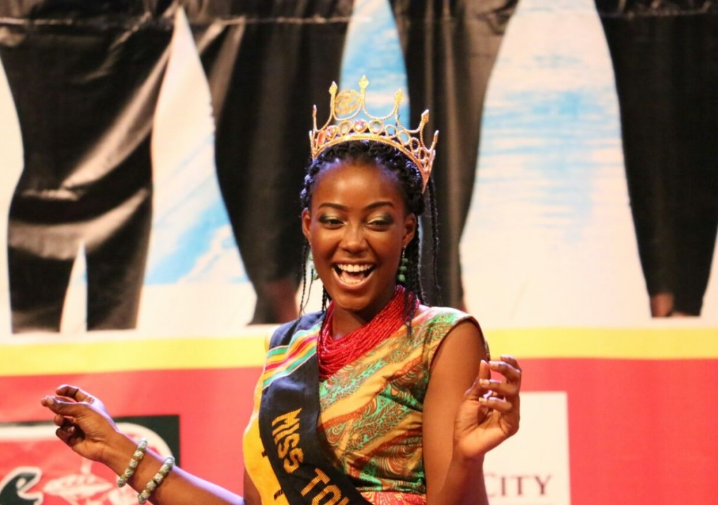 University of Ghana Student Crowned Miss Tourism 2016