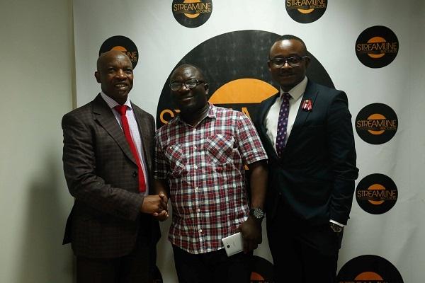 Streamusic Channel Goes Live On eTV Ghana