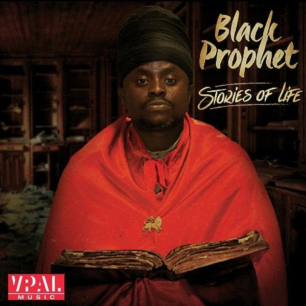 Black Prophet's new album #StoriesOfLife out in stores on September 16