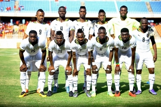 How Black Stars lost to Russia