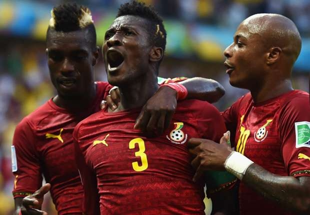 Only One Ghanaian Player Nominated For 2016 Glo-CAF African Player of the Year Award