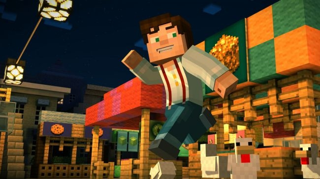 Minecraft: Story Mode's first episode is now free