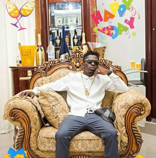 How Samini, Obrafour, Asamoah Gyan Others Wished Shatta Wale Happy Birthday