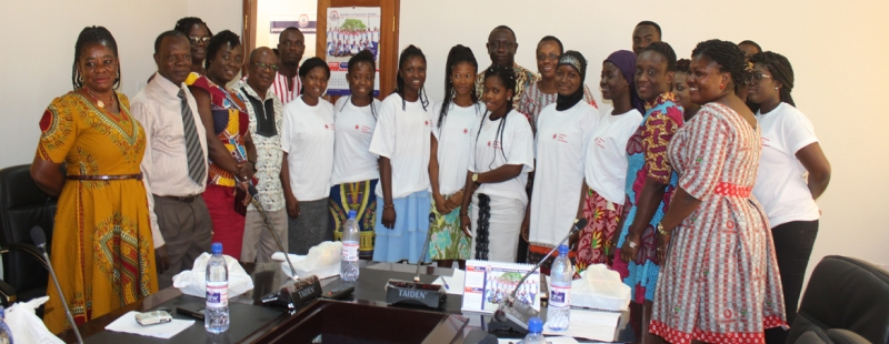 Vodafone Ghana Foundation award scholarships to UEW students