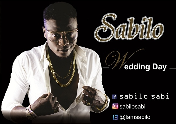 WATCH: Sabilo premieres 'Wedding Day' video