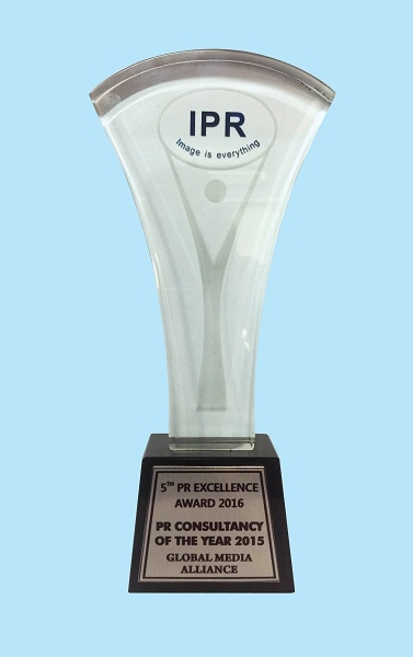Global Media Alliance Wins PR Consultancy Of The Year Award