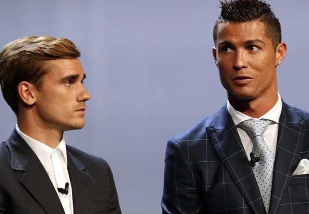 Cristiano Ronaldo: Griezmann told me he hates me