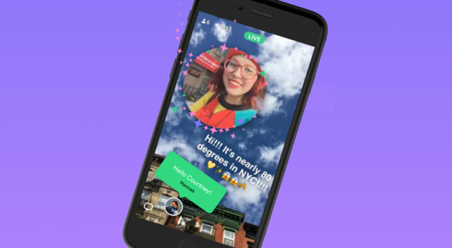 Vine Founders Launch Hype, A New Live Video App