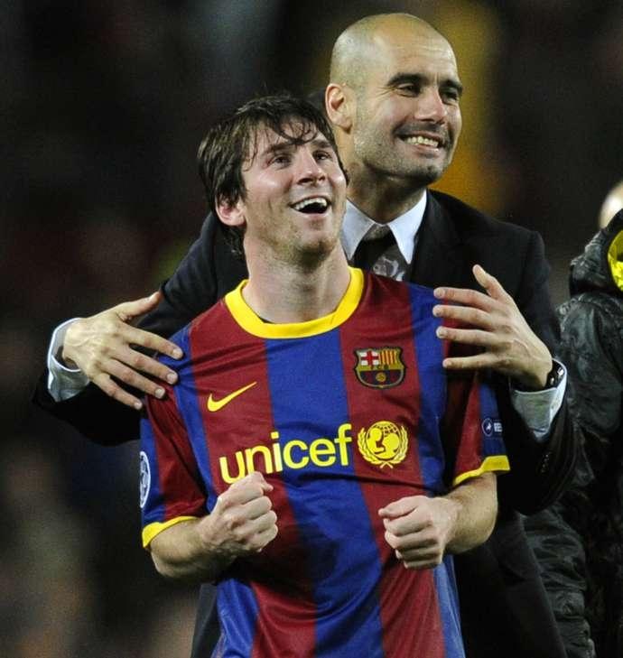 Samir Nasri reveals the crazy method Guardiola used to make Messi a success