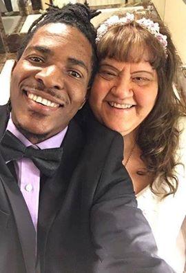 PHOTO: Ghanaian Rapper Scizo Marries in Las Vegas