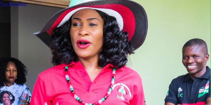 NPP's Kofi Brako Beat Ebi Bright in Tema Central