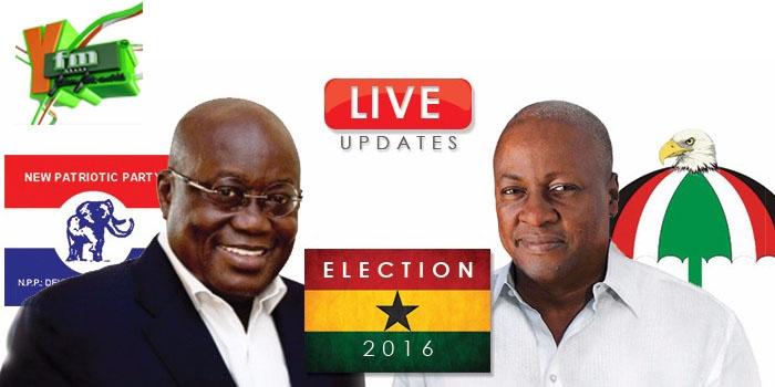 GHANA DECIDES 2016
