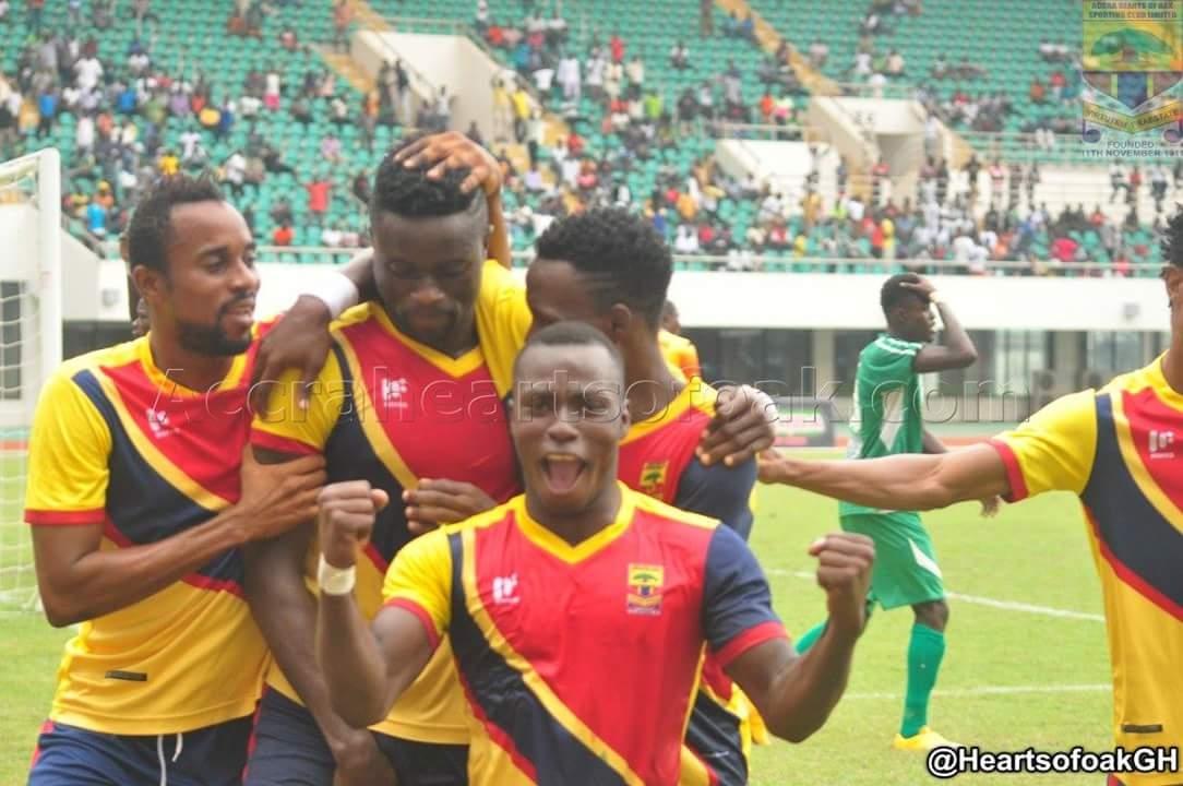 GPL Match day 20 Preview: Hearts vow to maintain top spot as Kotoko seek Dwarfs scalp
