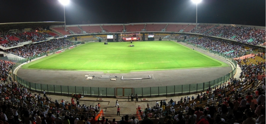 ECG disconnects Accra Sports Stadium