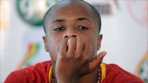 All lies and fabrications about Andre Ayew must stop now –Fiifi Tackie cautions