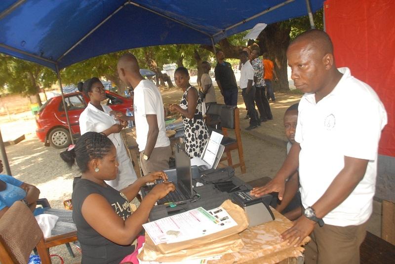 Voters register exhibition, re-registration begin