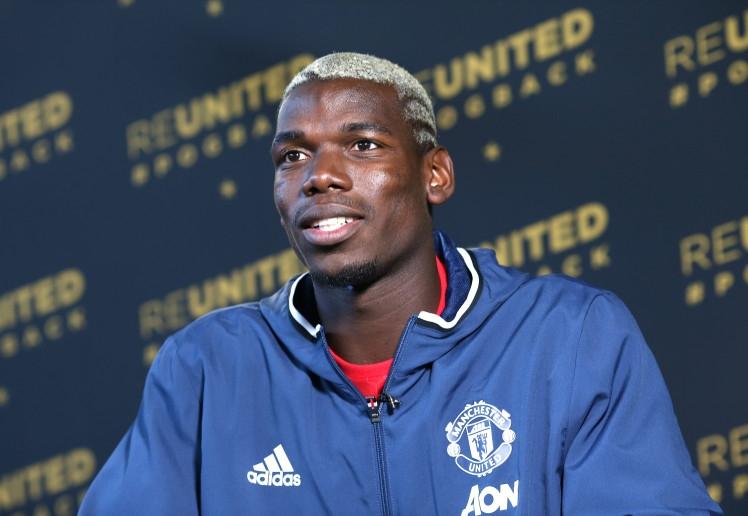 Paul Pogba suspended for Premier League opener