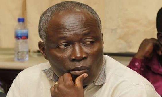 Nii Lantey is behaving like a serial caller- Kwesi Nyantakyi jabs
