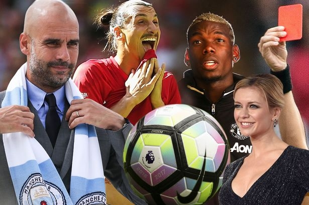 40 things that WILL happen during the 2016/17 Premier League season