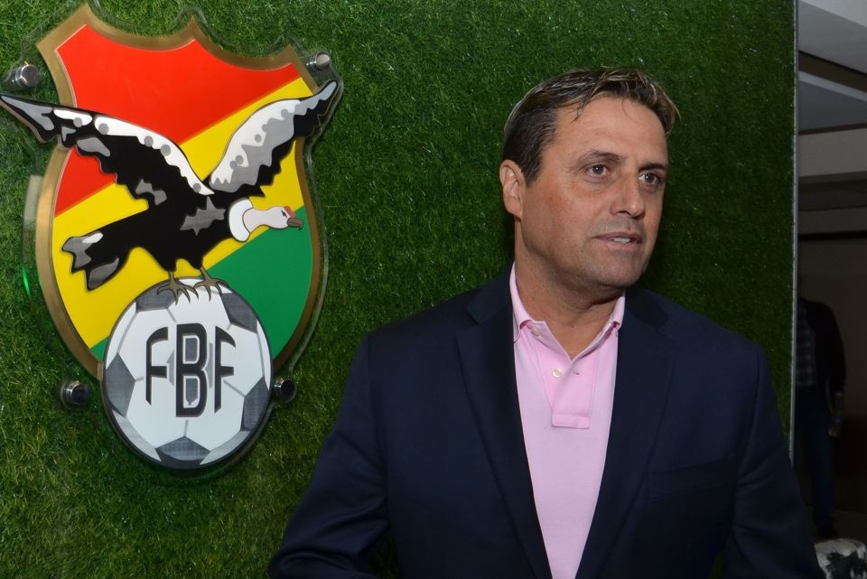 Bolivia coach names 93-man squad for World Cup 2018 qualifier against Argentina