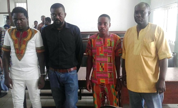 Two convicted of selling stolen ECG power