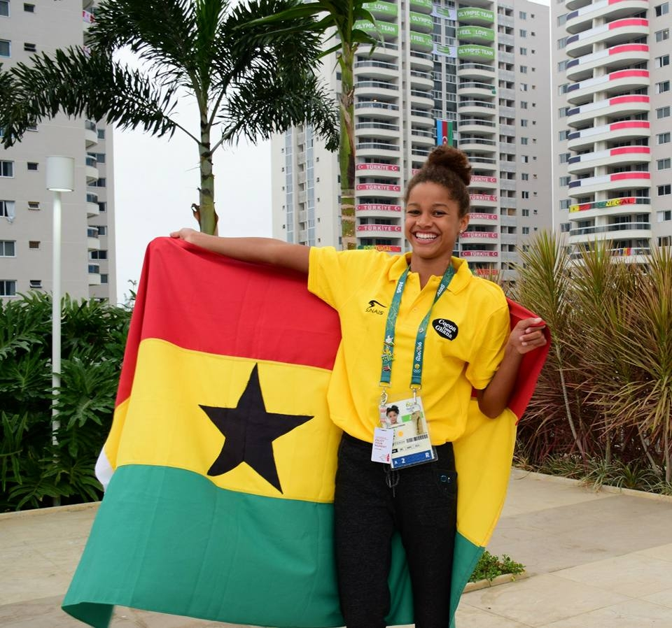 Kaya Forson to kick-start Ghana's Olympic campaign today