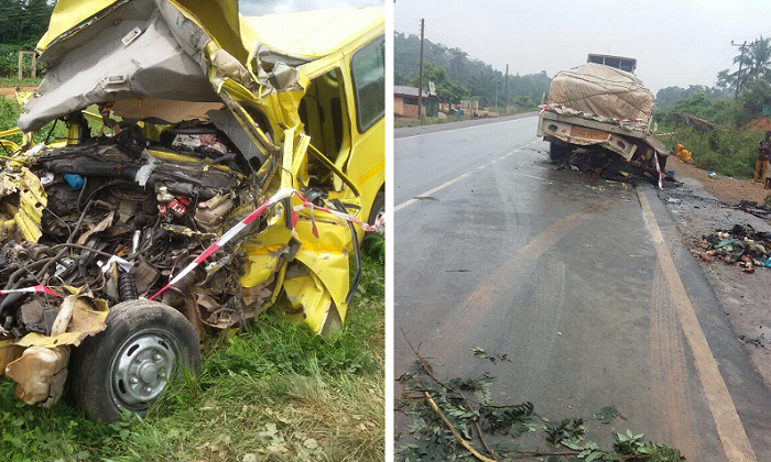 19 Perish in accident at Subriso