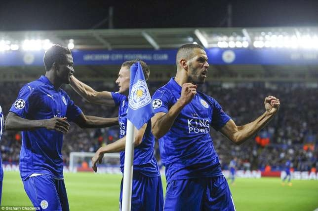 Daniel Amartey Shines As Leicester Pip Porto in Champions League