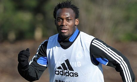 Michael Essien set for Shock move to Australian club Melbourne Victory
