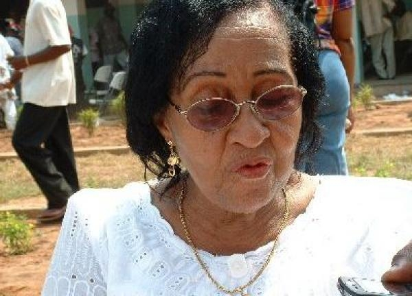 Dr Mary Grant passes on