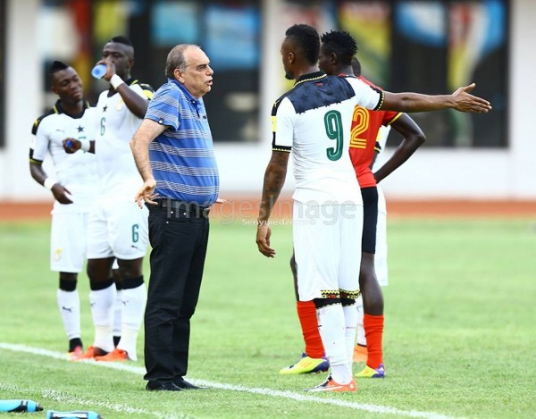 Don't attribute our inability to beat Uganda to the pitch - Osei Palmer