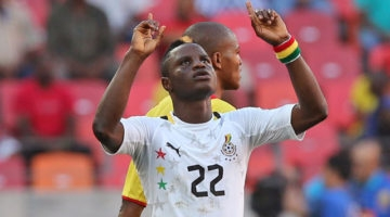 Mubarak Wakaso Speaks- I never insulted Nii Lante