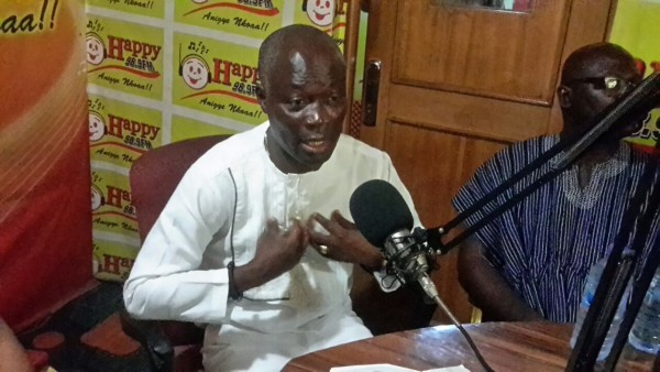 Nii Lante is the one destroying the Black Stars- GFA EXCO member