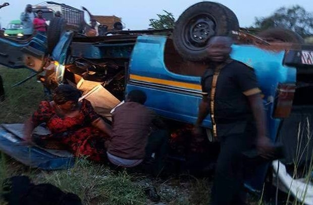 2 Die In Tema –Aflao Road Accident