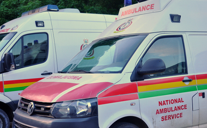 Robbers attack ambulance leading to death of 10-day-old baby