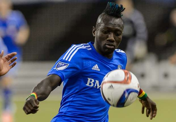 Blackburn Rovers keen on Montreal Impact striker Dominic Oduro