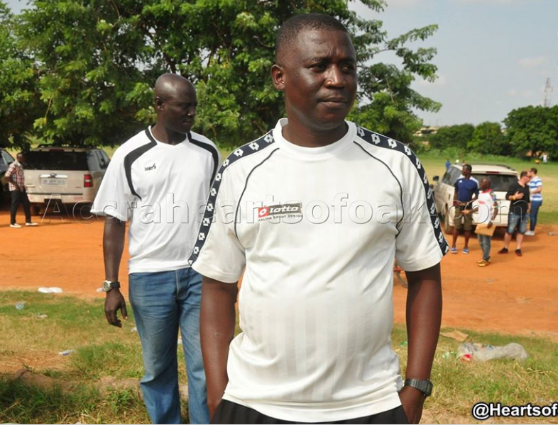 Ex-Hearts of Oak Assistant Coach Stephen Abugri Joins Samartex FC As Head Coach
