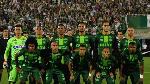 SAD: Top Brazil football team in Colombia plane crash