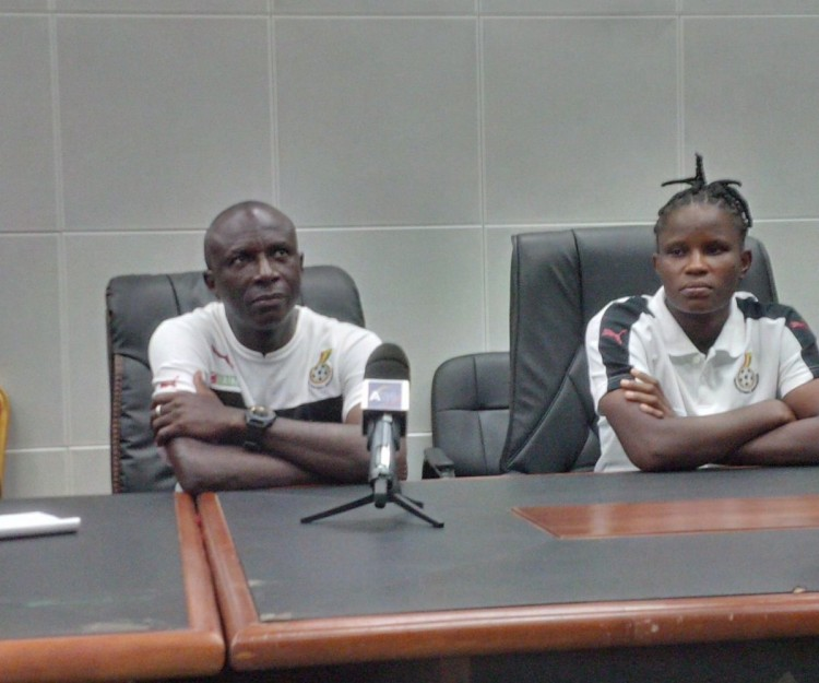 Black Queens coach Basigi unhappy with Super Falcons draw